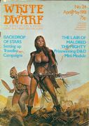 White Dwarf 24 April/May 1981